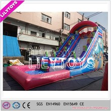 Popular Inflatable Pool Slides for Sale with CE Certificate
