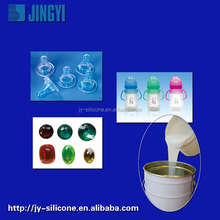 Transparent Liquid Silicon Rubber for Baby Nipple With Cost Price