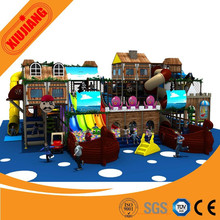 High quality commercial indoor playground , Soft play toy, Indoor playground set for children (XJ1001-5174)