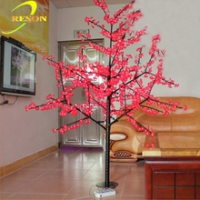 pink artificial cherry blossom tree, christmas decoration tree, home decoration artificial tree