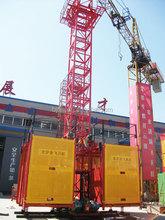 Construction Lifter/SS100 material hoist--new designed
