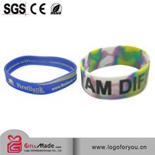 Silicone bracelet election promotional items