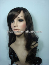 Wholesale cheap price long synthetic hair wig