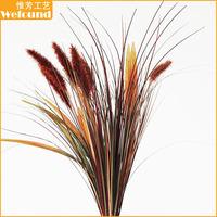 WEFOUND artificial onion grass,artificial grass , pvc grass