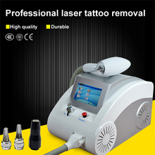 q switch laser tattoo removal/nd yag laser working/spectra q switched nd yag laser