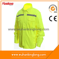 Latest design Chile Market high visibility workwear suits