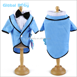 China Dog Clothes Winter Puppy Pet Business Suit for Wedding Party