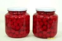 New season tasty Canned Fruit Canned Cherry in Syrup