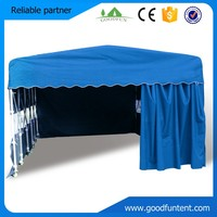 Canvas fabric large tents best waterproof folding tent used prefab house