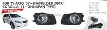 GREAT BRIGHTNESS PENTAIR FOG LIGHT FOR TY AXIO 07~ON/FIELDER 2007/COROLLA 11~ON(JANPAN TYPE)