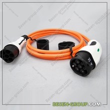 16Amp iec62196 evse holster For Electric Vehicle Charging With CE, TUV Certificates