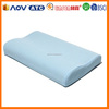 Wholesale price LinSen memory foam cotton cover hydrophilic pillow