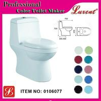 Factory Low Price shower room siphonic gravity flushing one piece Toilet