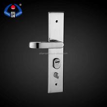 Waterproof gate lock with handle