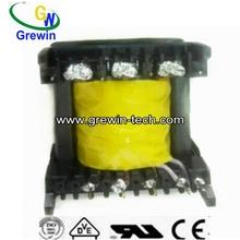 Eer43x15 EER42X15 ETD49 EI33 EI28 EEL27 EEL25 EE25 de soldadura por arco transformador usado para máquina soldadora