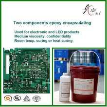 PCB epoxy potting