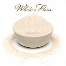 Wheat flour gluten free flour