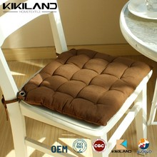 2015 new fashion chair pads provence soft crochet chair pad pattern