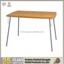 modern natural solid wood slab dining tables