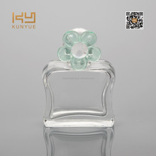 100ml high quality butterfly shaped pure perfume glass bottle