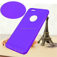 Ultrathin transparent IMD printing TPU mobile phone case with diamond for iphone 6