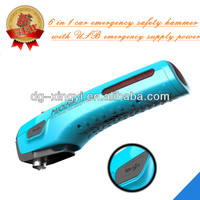 emergency safety hammer car kit