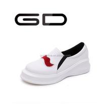 Chengdu China manufacturers fashion women flat loafers