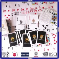 wholesale durable low price playing cards custom design
