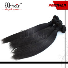 2013 5A grade human hair extenion silk straight top grade cheap peruvian virgin hair