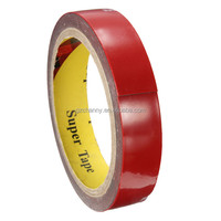 Auto Truck Car Acrylic Foam Double Sided Attachment Tape Adhesive 300cm x 20mm