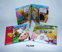 PVC Bath Book for Educational Preschool Books/Excise Book for Kids bath using/Cheap Plastic Bath Book