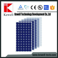 Purchase 300w mono solar panels with full certificates by China supplier