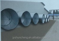 Butterfly type cone exhaust fan/ventilation equipment/butterfly system/