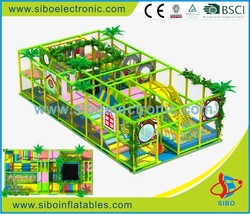 GM-SIBO Hot selling colorful indoor play gyms for toddlers