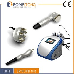Get rid of fat with Cryolipolysis and RF Slimming device