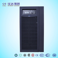 High Frequency Online Intelligent UPS Power Supply For Computer With 220VAC Output and Single Phase