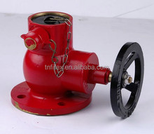 thread fire hydrant valve / fire water valve