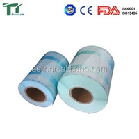 Medical Oesophagoscopes and optical forceps packing Heat-sealing flat roll pouch