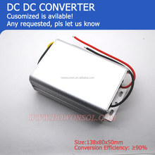480W 24 volt to 12 volt dc dc converter