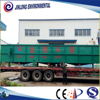 Sedimentation tank/ precipitation machine