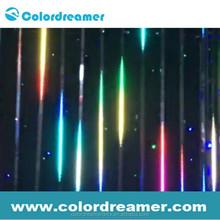 Colordreamer night club disco dj bar madrix software 3d meteor tube dmx 24v ip65 for LED decoration