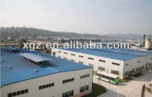 Steel structure warehouse as your requirements