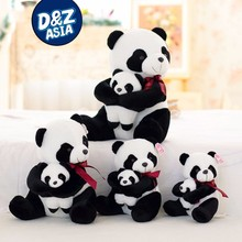 Animals stuffed large panda plush toy giant plush