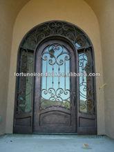 Top-selling traditional door handmade iron doors and gates