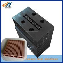 Hubei Hollow Exterior PE WPC Floor Mould Tool