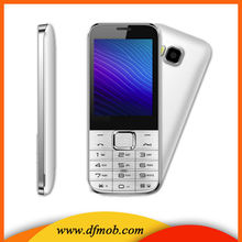 2.8INCH Spreadtrum WAP Whatsapp Facebook Quad Band OEM Unlocked Dual SIM GSM Desk Phones C801