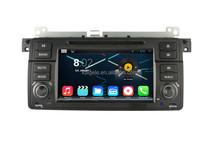 HuiFei android 4.4 car dvd player 7 inch 2 din mini car dvd for bmw e46 car gps navigation