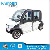Environmental protection four-wheel electric car/energy saving Four-wheel electric car