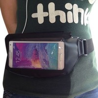 Eco-friendly TPU Waterproof Waist Bag for Swimming and Diving