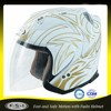 FUSHI Fashion adult open face motorcycle racing helmets